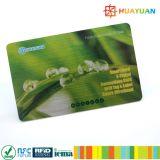 MIFARE Classic EV1 1K Adhésion commerciale sans contact Carte RFID
