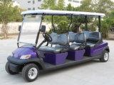 Foldable風防ガラスは値を付けるゴルフコース(A1S6)のための電気ゴルフ車に