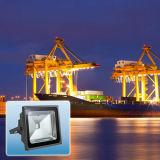 50W 옥외 방수 IP65 RGB LED 플러드 Light/LED 램프