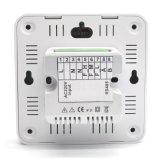 El regulador del sistema de aire detecta el monitor/el detector/el regulador volátiles de la calidad del aire de interior del gas del Voc Pm2.5 con la comunicación RS485