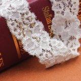 Lacet de tissu de Guinée de tissu en soie