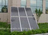 Панель Sun дешевой панели солнечных батарей M2 210W цен Mono солнечная