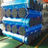 Acero galvanizado tubo de ASTM A53 A106 A500 BS1387