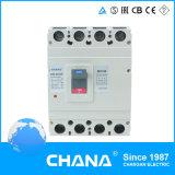 Disjuntor moldado MCCB Cam1 do caso da alta qualidade 3/4poles 800V 100A