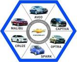 SelbstKörperteile für Ersatzteile GR.-Chevrolet