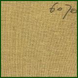 Rullo naturale del tessuto della tela da imballaggio della iuta di 100% (6070)