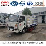 4cbm HOWO Road Sweeper Truck Euro 4 avec une bonne qualité