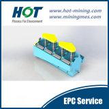 Машина флотирования для извлечения золота/технологии флотирования золота