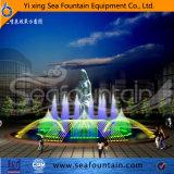 La fontaine décorative de musique de stationnement de modèle de Seafountain pour apprécient