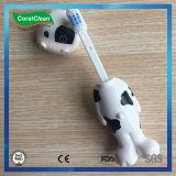 新しいデザイン望遠鏡の子供の歯ブラシ、子供のための普及した歯ブラシ