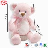 Teddybeer van het Stuk speelgoed van de Veiligheid van de Baby van de pluche de Zachte Buitensporige En71 Gevulde