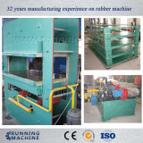 160t Rubber Hydraulic Vulcanizing Press with Two Working Layers