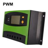Controlador de carga solar PWM 48V 40A para sistema de energia solar