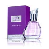 Perfume de cristal lúcido bonito 50ml do amor para mulheres