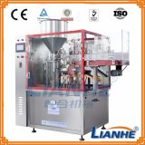 Crema automática Embalaje Tubo de llenado de la máquina y la máquina de sellado
