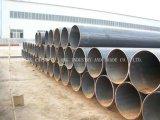 Tubulação de aço sem emenda laminada a alta temperatura de venda direta da fábrica
