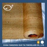 Tela de fibra de vidro revestida com vermiculite à prova de calor resistente à calor de alta temperatura