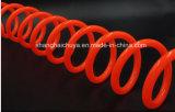 Manguito neumático RoHS de la bobina de la PU confirmado