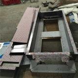 용접 etc. 가공을 흠을 파는 주문을 받아서 만들어진 스테인리스 제품 금속 제작 구부리는 절단