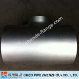Coude soudé bout à bout de bride de plaque d'en BS JIS A182 F304/316L d'ajustage de précision de pipe d'acier inoxydable