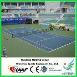 Циновка суда Badminton резвится пол, напольный резиновый настил