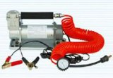 bomba portátil do pneu do compressor de ar do metal do compressor do carro 12V