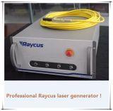 máquina de estaca do laser do metal de 1500W Raycus com única tabela