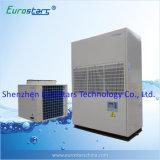L'air libre de coup d'Eurostars a refroidi les climatiseurs emballés