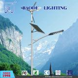 luz solar poste LED de la calle de acero de 80W (BDTYN9YT)