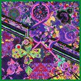 Wundervoller Produkt-Digital-Drucken-Textilschal (F13-PD-0014)
