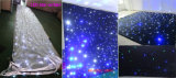 Cortina suave LED de la cortina video flexible LED de la cortina LED de la cortina de gota de la estrella del LED