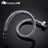 Boyau flexible tressé populaire d'acier inoxydable des bons prix pour le robinet