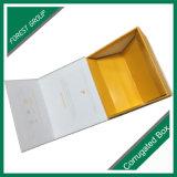 Изготовленный на заказ коробка подарка закрытия размера и печати магнитная