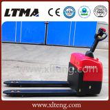 China New Mini 1.3 Ton Empilhador Elétrico de 1,5 Ton