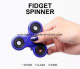 Giroscopio de la persona agitada del juguete LED de la yema del dedo del hilandero de la mano/hilandero de la persona agitada/hilandero del dedo