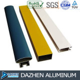 Perfil de aluminio 6063 T5 con talla/color modificados para requisitos particulares