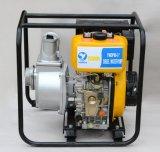 10HP Pompe à eau diesel Pompe à eau diesel 4 cannes à eau diesel