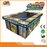 大人の催し物の娯楽大当たりのアーケードビデオ釣ゲーム・マシン6