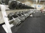 Roulis en caoutchouc réutilisé d'étage de gymnastique non-toxique