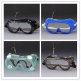 Las gafas de seguridad de la lente de la PC del visitante con En166 aprobaron