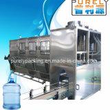 Machine remplissante de l'eau du gallon 19L de la série 5 de Qgf et recouvrante de lavage