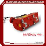 Подъем потолка беспроволочной электрической лебедки дистанционного управления миниой портативный