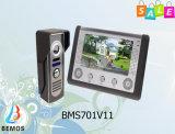 Qualitäts-videoTürklingel Doorphone am Sommer