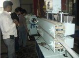 PPR/PVC Plastikrohr Extruion Maschine/Strangpresßling-Gerät/Extruder