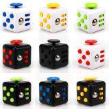 Оптовый Anti-Stress обтекатель втулки непоседы усилия отпуска сторон кубика 6 непоседы игрушки для малышей