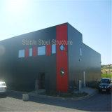 Construction légère préfabriquée de supermarché en métal de structure métallique