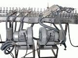 Aluminium enduit à plein régime de souffleur