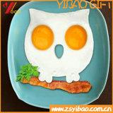 Categoría alimenticia 100% del silicón que cocina el molde del huevo/la herramienta del huevo del silicón