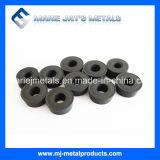 Piezas insertas del carburo de tungsteno de la eficacia alta en acería