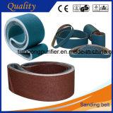Пояс затыловки ткани 3X18 пояса карбида кремния гибкий истирательный